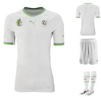 Trikot Algerien Home fr die Weltmeisterschaft 2014 in Brasilien von PUMA