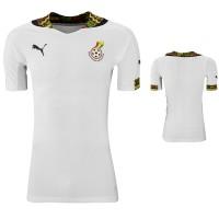 Trikot Ghana Home fr die Weltmeisterschaft 2014 in Brasilien von PUMA