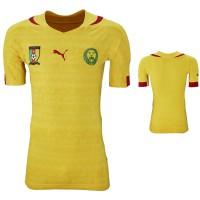 Trikot Kamerun Auswrts fr die Weltmeisterschaft 2014 in Brasilien von PUMA