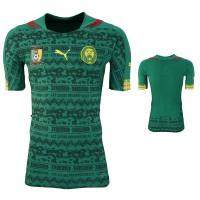 Trikot Kamerun Home fr die Weltmeisterschaft 2014 in Brasilien von PUMA