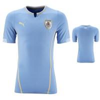 Trikot Uruguay Home fr die Weltmeisterschaft 2014 in Brasilien von PUMA