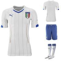 Trikot Italien Auswrts fr die Weltmeisterschaft 2014 in Brasilien von PUMA