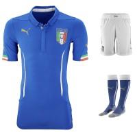Trikot Italien Home fr die Fuball-Weltmeisterschaft 2014 in Brasilien von PUMA