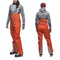 Bedrock Shell Pants Women front/rear 2014/15 von Houdini Sportswear