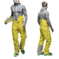 Bedrock Shell Pants Men front/side 2014/15 von Houdini Sportswear