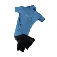 MTR 141 Zip T-Shirt und MTR 141 Shorts Long Men 2014 von MAMMUT