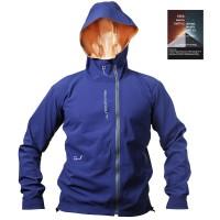 Roccia Rossa Bionica Wende-Jacket blaue Seite 2014 von Polychromelab