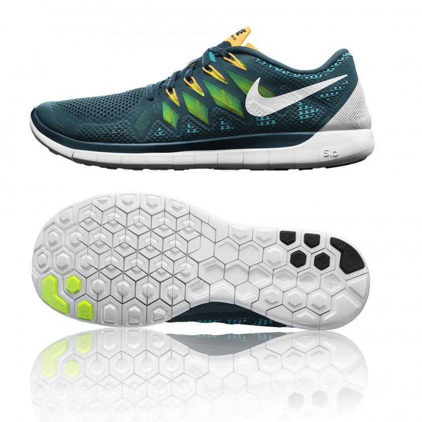 Nike Free 5.0 Laufschuhe