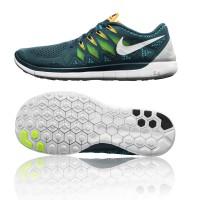 Nike Free 5.0 Laufschuh Men side/sole 2014