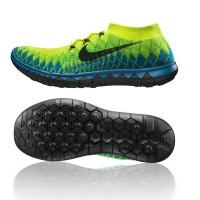 Nike Free 3.0 Flyknit Laufschuh Men side/sole 2014