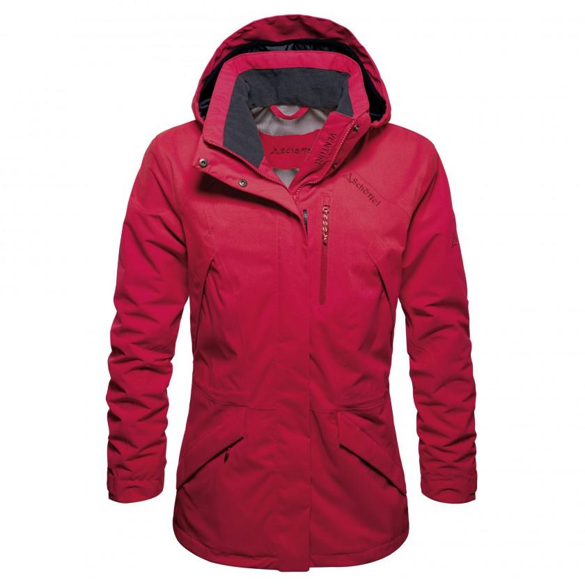 Calabria Outdoor-Jacket Women tango-red 2014 von Schffel