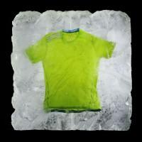 Training T-Shirt mit Climachill-Technologie im Eisblock 2014 von adidas