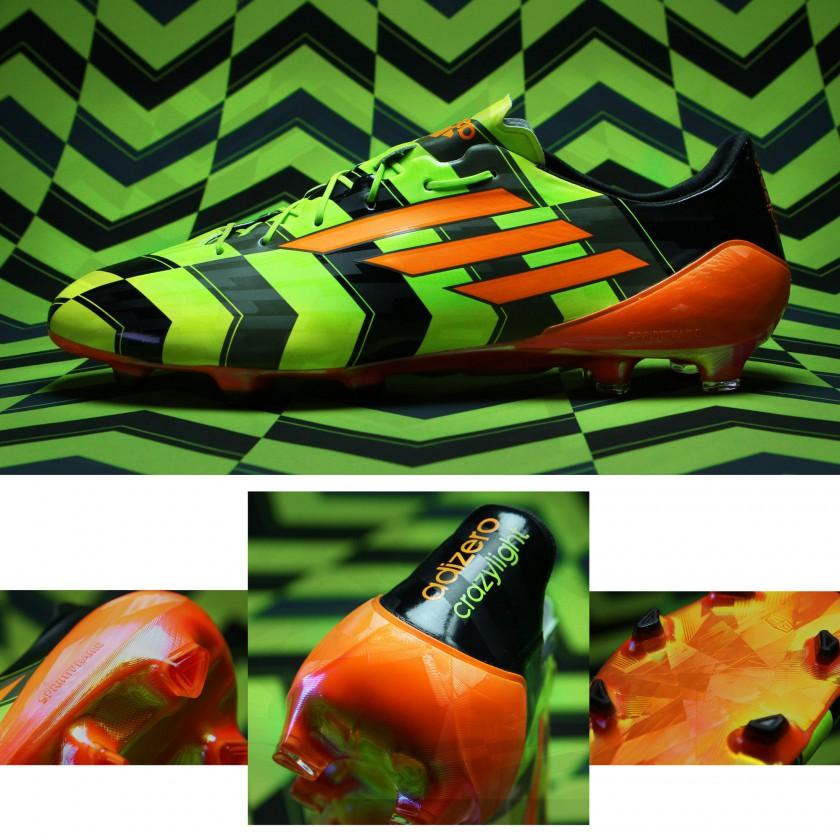 adizero f50 crazylight Fußballschuh 2014 von adidas