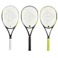 DTR-R 6.0, 5.0 u. 3.0 Revolution NT Tennisschlger mit Natural Tennis Technologie 2014 von DUNLOP
