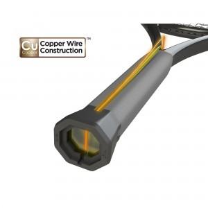 Natural Tennis Technologie - Copper Wire Construction 2014 von DUNLOP