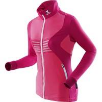 Racoon Jacket Women full-zip pink 2014/15 von X-BIONIC
