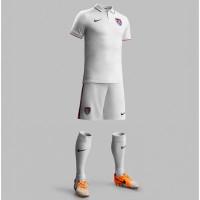 USA Heim-Outfit Trikot, Hose, Socken fr die Fuball-Weltmeisterschaft 2014 in Brasilien von NIKE
