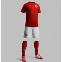 England Auswrts-Outfit Trikot, Hose, Socken fr die Fuball-Weltmeisterschaft 2014 in Brasilien von NIKE