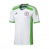 Nigeria Auswrts-Trikot fr die Fuball-Weltmeisterschaft 2014 in Brasilien von adidas