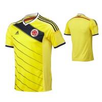 Kolumbien Heim-Trikot fr die Fuball-Weltmeisterschaft 2014 in Brasilien von adidas