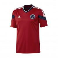 Kolumbien Auswrts-Trikot fr die Fuball-Weltmeisterschaft 2014 in Brasilien von adidas