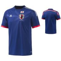 Japan Heim-Trikot fr die Fuball-Weltmeisterschaft 2014 in Brasilien von adidas