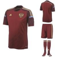 Russland Heim-Outfit Trikot, Hose, Socken fr die Fuball-Weltmeisterschaft 2014 in Brasilien von adidas
