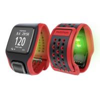 TomTom Runner Cardio GPS Sportuhr mit integriertem Herzfrequenzmesser 2014
