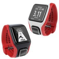 TomTom Runner Cardio GPS Sportuhr: Distanz u. Du gegen Dich Anzeige 2014