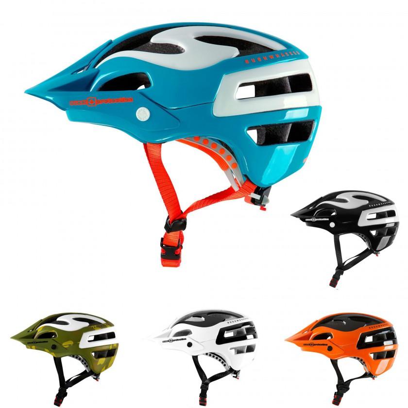 Bushwhacker Mountainbike-Helm versch. Farben 2014 von Sweet Protection