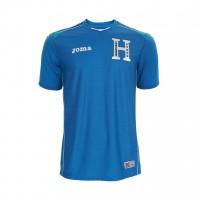Honduras Auswrts-Trikot fr die Fuball-Weltmeisterschaft 2014 in Brasilien von Joma
