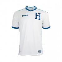 Honduras Heim-Trikot fr die Fuball-Weltmeisterschaft 2014 in Brasilien von Joma