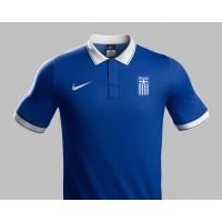 Griechenland Auswrts-Trikot fr die Fuball-Weltmeisterschaft 2014 in Brasilien von NIKE