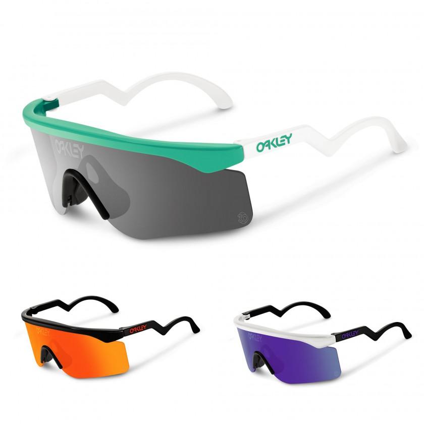 Razor Blades Sportbrille Heritage Collection 2014 von Oakley