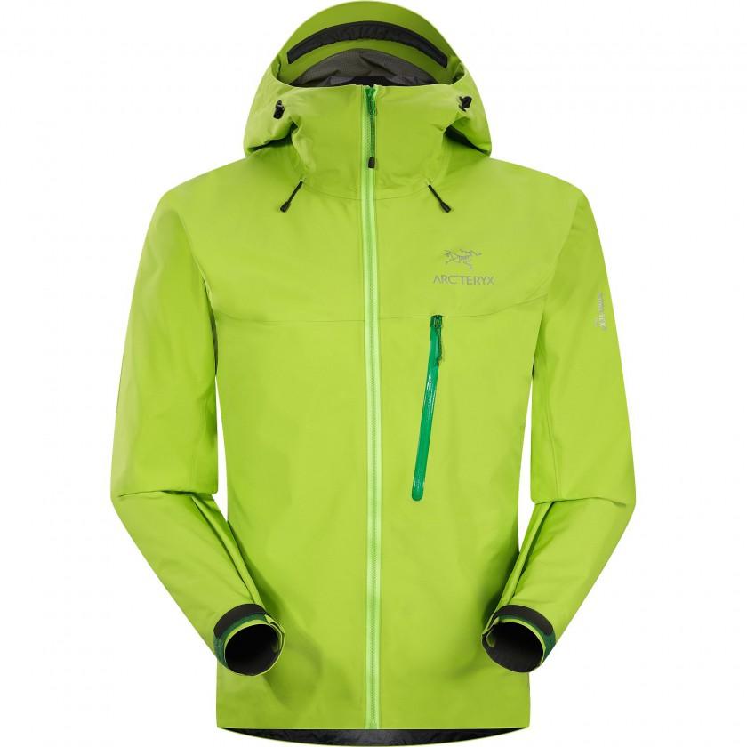 Alpha FL Outdoor-Jacket aus Gore-Tex Pro 2014 von Arcteryx