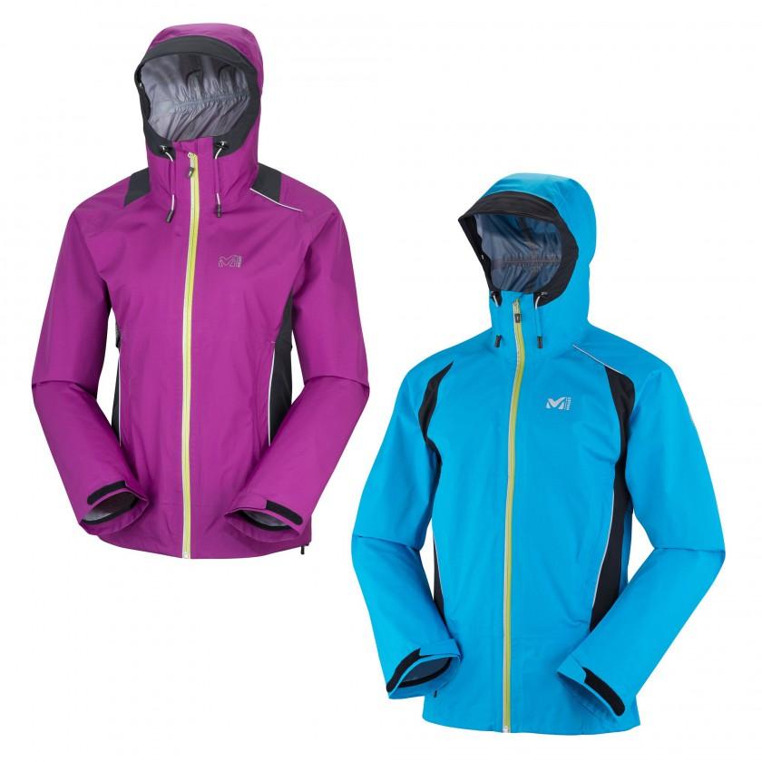 LD FERRET 3L GTX Jacket Women u. FERRET 3L GTX Jacket Men 2014 von MILLET