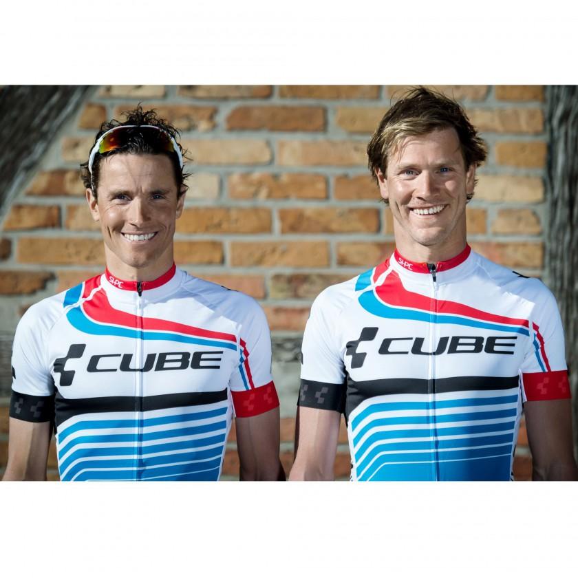 Triathleten Andreas u. Michael Raelert kooperieren mit CUBE ab der Saison 2014