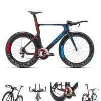 Aerium Super HPC SLT Rennrad fr Triathlon u. Zeitfahren 2014 von CUBE