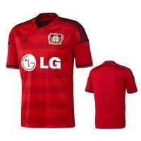 Bayer 04 Leverkusen Heim-Trikot Fuball-Bundesliga Saison 2014/15 von adidas