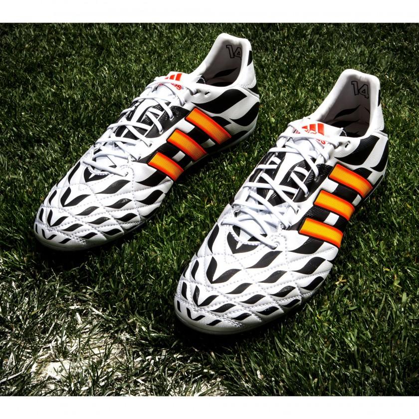 11pro Battle Pack Fußballschuh 2014 von adidas