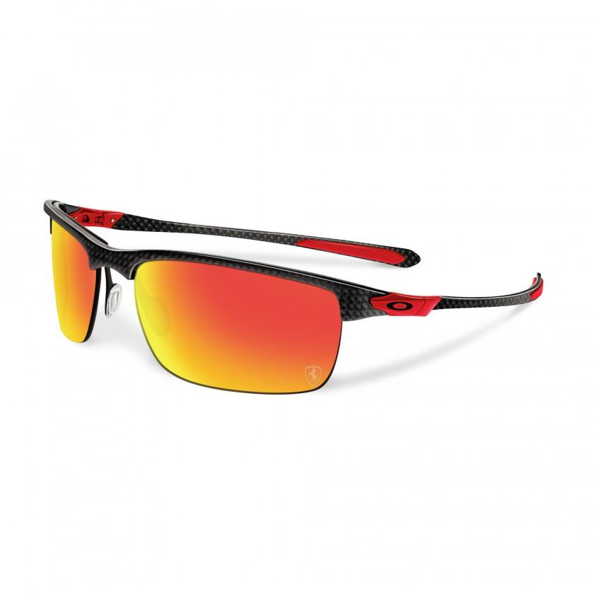 Scuderia Ferrari Carbon Blade Sportbrille 2014 von Oakley