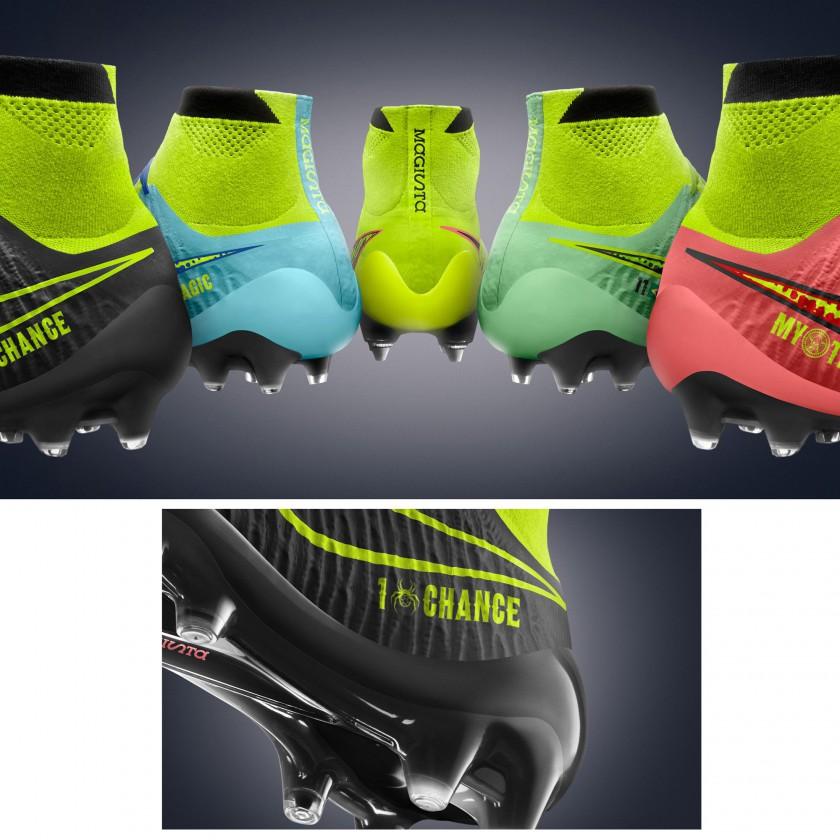 Magista Obra NikeiD Fußballschuhe rear 2014 von Nike