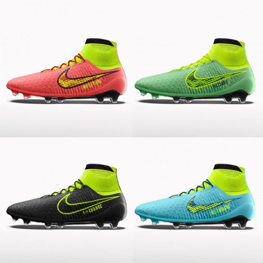 Magista Obra NikeiD Fuballschuhe side 2014 von Nike