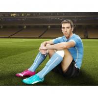Diego Godin - Verteidiger Uruguay - im evoPOWER Tricks Fuballschuh 2014 von PUMA