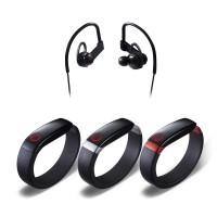 Heart Rate Earphones u. Lifeband Touch Aktivittsmonitor versch. Designs 2014 von LG