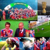 DFB-Pokalfinale 2014: Impressionen zum Sieger FC Bayern Mnchen