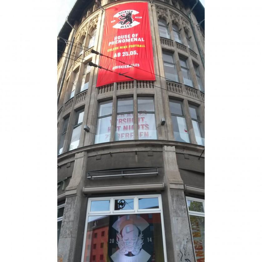 NIKE House of Phenomenal Berlin 2014: Erlebe Nike Football