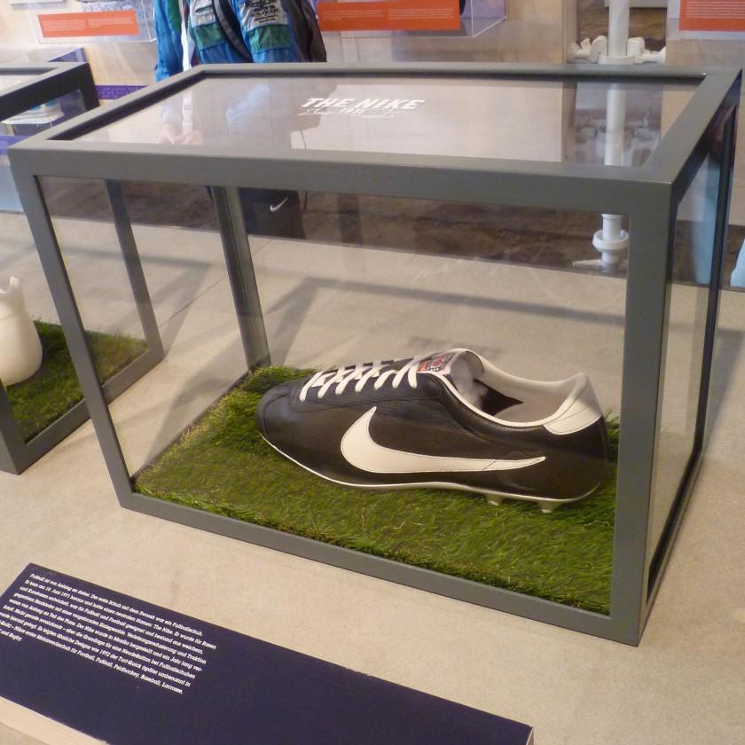 NIKE House of Phenomenal Berlin 2014: The Nike Fußballschuh von 1971