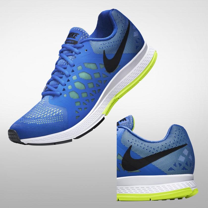Nike Air Zoom Pegasus 31 Men blue 2014