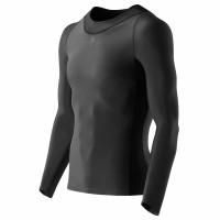 RY400 Shirt Long Sleeve Men black 2014 von SKINS